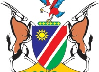 flags and emblems of south africa and other african countries / by Desmond C