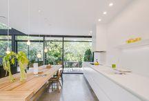 Broadview Minimalist Kitchen