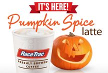 Fall Favorites at RaceTrac / Check out some of our Fall favorites this year! / by RaceTrac