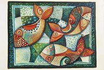 Balık motif