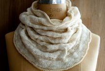 knitting / by Molly O'Hara Haefele