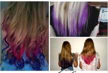 Hair Ideas <3 / by Carly Rose