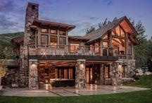 case piatră