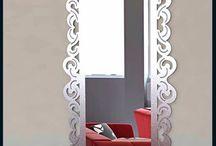 Duvar Ayna modelleri