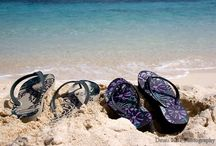 Surf & Sand / by All The Shoes