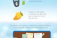 Viajes y diabetes
