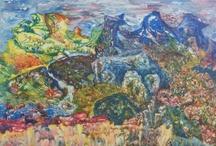 Fantasy world Isiris Art