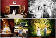 Wedding Inspiration / Get inspired by some of these fabulous weddings photographed by Casey Durgin Photography.