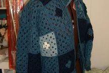 Crochet Granny Squares / Crochet Granny Squares