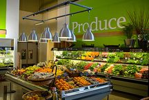 Grocery shop ideas