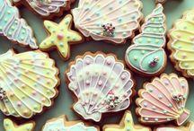 Sweets decoration idea