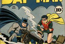 Comix / Comics and comic book covers