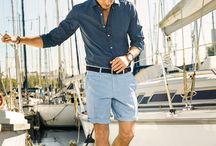 Men summer outfits