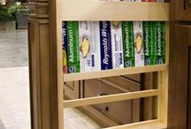 Kitchen storing