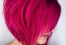 Tagli di capelli bob impilati