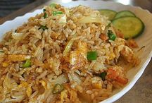 Riz frit thaï