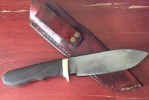 Knives/axes