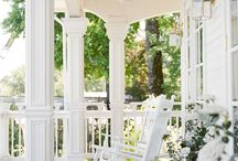 Sun room / Outdoor space