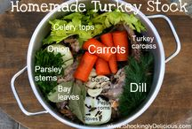 Homemade cooking / stock