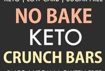 No bake squares