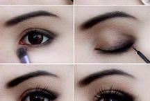 Azjatyckie oczy