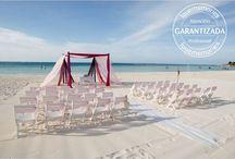 HOTEL PRESIDENTE INTERCONTINENTAL / Galeria de nuestras bodas en Hotel Presidente Intercontinental Cancun.