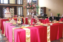 Linens - Buffets/Displays