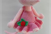 Crochet Dolls, Animals, & Nature