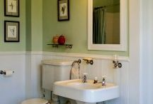 Restoring my 1872 Bungalow...ideas! / by Nikki Epler-Young