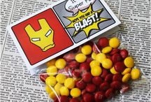 Ironman Birthday Party Theme