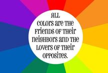 Roata culorilor (Color Wheel) / Explicatiile pozelor din album le gasiti pe Chic Book, Blog de culoare si inspiratie. Chic Book: Read the Book, get the Look. www.ChicBook.ro