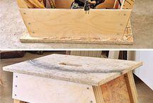 storage/penyimpanan palet / storage bahan kayu pinus bekas palet