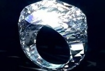 Diamonds are a girl's best friend ... / by Elizabeth Cruz