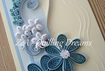 Quilling by zea
