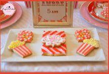 Sablés, pop cakes et cup cakes