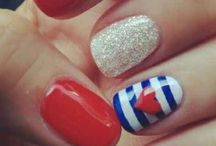 My nail game ;) / by Wendy Acevedo