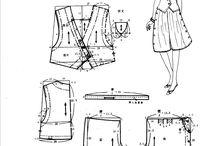 옷만들기,패턴