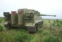 Tiger 1: German WW2 Tank