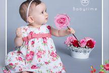 Babytime Indumentaria Infantil / Colección Primavera / Verano 2018 Babytime