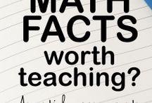 Math Facts Book Study
