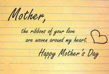 """Mother's Day / Its about one of the greatest teacher, a teacher of compassion, love and fearlessness. If love is sweet as a flower, then she is that sweet flower of love. Its all about """"Mother"""" <3"""