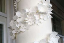 wedding cakes / by Vintage From The Heart