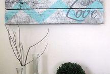 Decorating ideas / by Franki Vespa