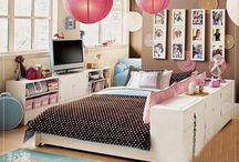 zoli ház - lány szoba