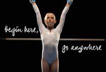 Gymnastics / by Helen Borsheim