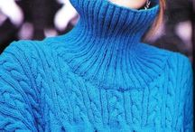clothes knitting