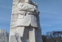 MLK Memorial / Photos taken of the Martin Luther King Memorial on Monday, January 20, 2014.