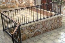 Garden gates manufactured in Johannesburg. / All steel gates and burglar bars.   Call Raymond. 0836294562