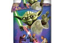 Star Wars Clone Wars bedding collections | Gwiezdne Wojny i Wojny Klonów kolekcja pościeli / Star Wars Clone Wars bedding set kids collections and accesories | Gwiezdne Wojny i Wojny Klonów kolekcja pościeli i akcesoriów Yoda Jedi Master Luk Skywalker