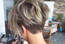 Shorter hair